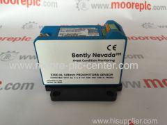 BENTLY Bentley 3300 vibration probe Bentley TSI system hardware
