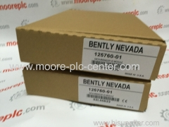 4-channel Displacement Monitor Module 3500/40 (140734-01 135489-04)