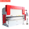 WC67K 160T 3200 metal sheet steel plate cnc bending machine for E21 NC control system