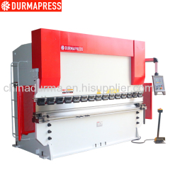 WC67K 160ton press brake machine