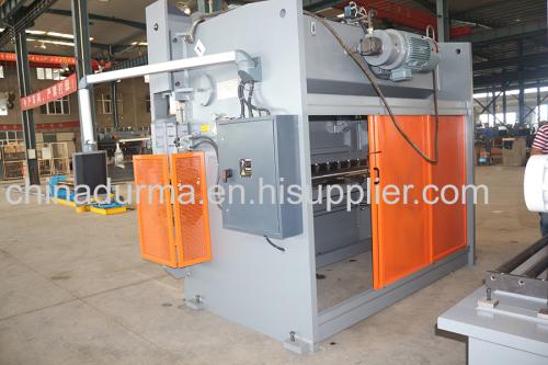 CNC гидравлический гибочный пресс машина