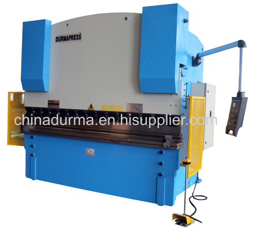 large 300 Ton CNC hydraulic press brake for sale from China