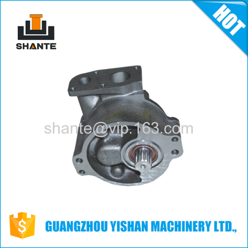 bulldozer gear pump 705-21-31020 High Quality Hydraulic Double Pump
