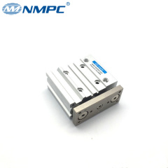 SMC compact guide rod pneumatic air cylinder