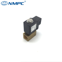 2 port normally closed solenoid valve for water