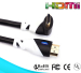 Premium High Speed Gold Plated HDMI to HDMI Flat Cable Supports 4096x2160p Resolution