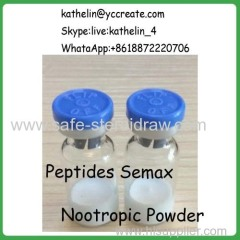 Peptides White Powder Semax / ACTH (4-7) For Nootropic CAS NO: 80714-61-0