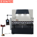New fashion metal plate bender cnc hydraulic press brake for travel