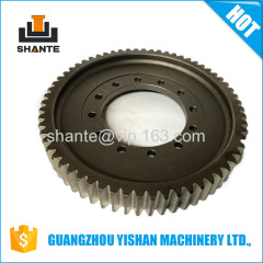 BEVEL GEARS FOR BULLDOZER TRANSMISSION GEARS SPARE PARTS FOR EXCAVATOR 113-27-31230