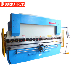 Delem control system CNC Hydraulic Press brake 120T 4Meter From DURMAPRESS Machinery bending
