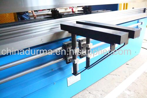 wc67k 125t / 3200 6 + 1 ось cnc листовой металл гибочный станок