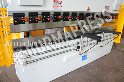 160T3200 manual sheet metal bending machine metal bender
