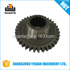 CONSTRUCTION MACHINERY PARTS BEVEL GEAR FOR BULLDOZER D31 120-14-33131
