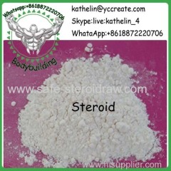 Steroid Raw Powder Mebolazine / Dymethazine For Bodybuilding CAS NO.:3625-07-8