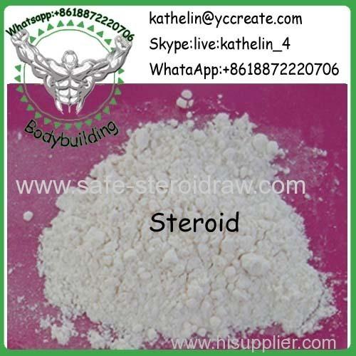 Steroid Raw Powder Mebolazine / Dymethazine For Bodybuilding CAS NO.:3625-07-8