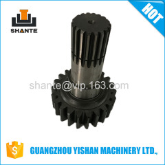 HIGH QUALITY BEVEL GEARS CONSTRUCTION MACHINERY PINION 120-14-32112