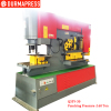 Q35Y SERIES HYDRAULIC PUNCH AND SHEAR MACHINE 160Ton
