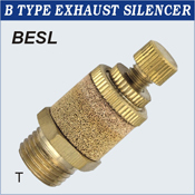 B Type Exhaust Silencer