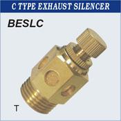 C Type Exhaust Silencer