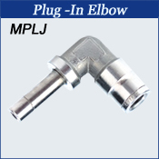 Plug -In Elbow