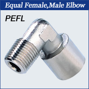 Equal Female Male Elbow
