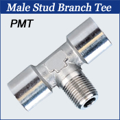 Male Stud Branch Tee