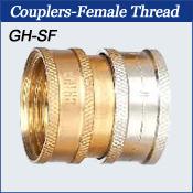 Couplers-Female Thread