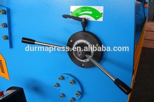 6 * 3200 мм cnc ножницы для резки металла для резки металла