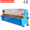 E21S Controller QC12Y 4X2500 Hydraulic Swing Beam Shearing Machine