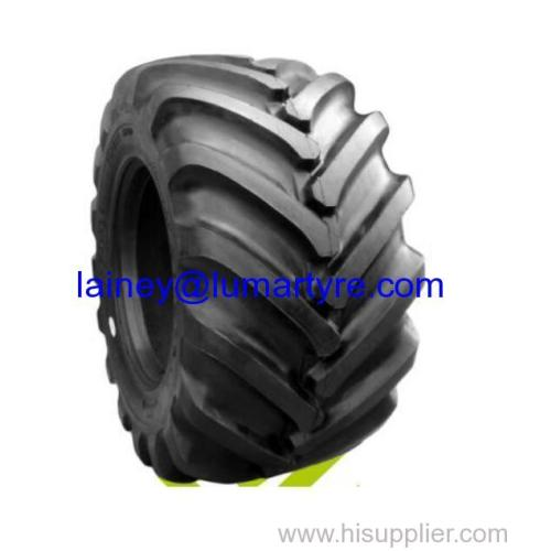 Forestry grip for skidder Steel belt flotation forestry tires 23.1-26 28L-26 30.5L-32