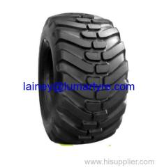 650/65-26.5 710/45-26.5 750/55-26.5 HF-2 Steel belt flotation forestry tyres