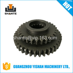 CONSTRUCTION MACHINERY PARTS FINAL DRIVE GEAR FOR BULLDOZER HIGH QUALITY BEVER GEAR CONSTRUCTION MACHINERY GEARS