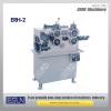 Semi-automatic spring coiling machine
