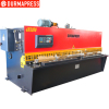 hydraulic cnc cutter metal shearing machine 4mm metal plate