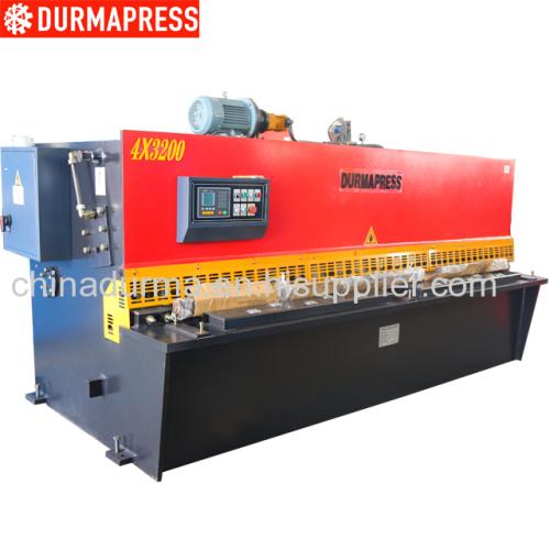 Автоматическая машина для резки листового проката 4 мм * 3200