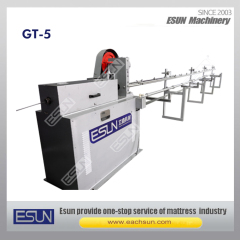 Wire Straight Spring Machine