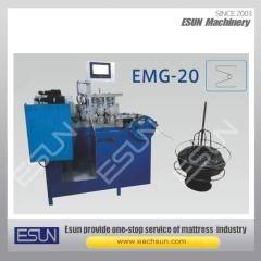 Single M Shape Automatic Edge Guard Machine