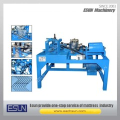 Z Shape Support Spring Making Machine