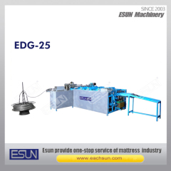 Double M shape Automatic Double Edge Guard Machine