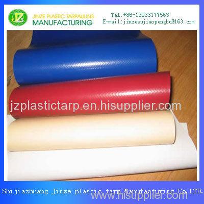 PVC Laminated Tarpaulin Fabric for Tent