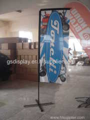 Zoom Outdoor Flags with Custom graphic printing