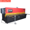 hydraulic stainless steel Shearing machine cut steel sheet Thick 8mm Length 2500mm