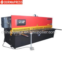 8mm hydraulic shearing machine