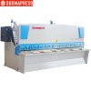 qc12y 10mm 3200mm iron metal cnc hydraulic guillotine shearing machine to Iran