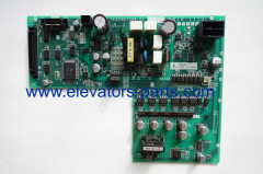 Mitsubshi lift part KCR-1110B good quality elevator parts pcb board
