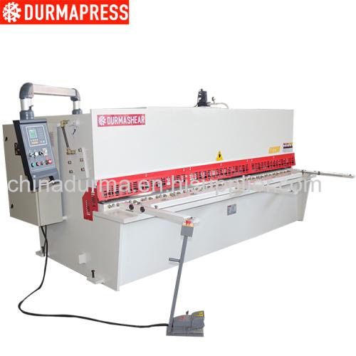 горячая продажа durmapress бренд гидравлический cnc ножницы