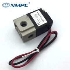 smc type 3 ways vacuum solenoid valve