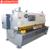 metal guillotine shearing machinery