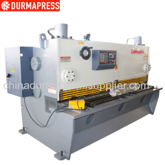 China guillotine cutters industrial metal plate
