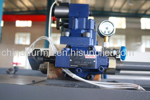 Price of steel cutting machine iron steel cutter hydraulic guillotine shearing machine FOB Reference